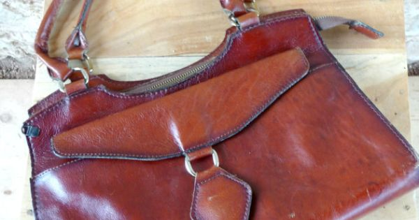 Image Result For Brown Leather Purse