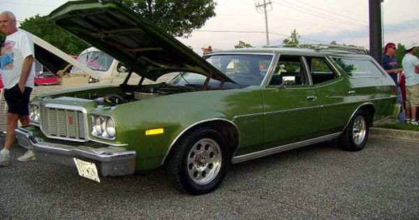 Ford Gran Torino Wagon Photos News Reviews Specs Car