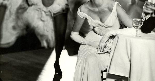 Suzy Parker 1950