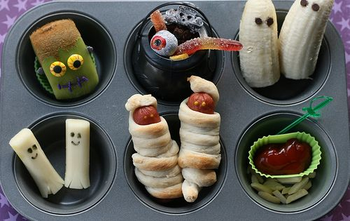 halloween treats for kids | 10 Halloween Party Snacks for Kids