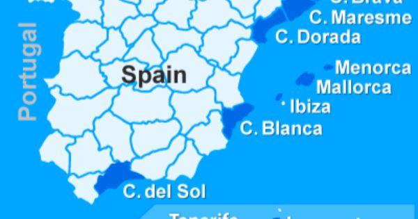 Sant Antoni de Calonge Spain  City new picture : Sant Antoni de Calonge Villas | Holidays villas in spain | Pinterest ...