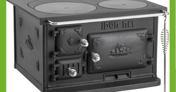 josef davidssons cast iron idun 1 vedspis zweedse gietijzeren josef davidssons houtfornuizen. Black Bedroom Furniture Sets. Home Design Ideas