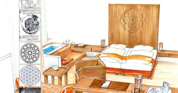 innenarchitektur: jan puinbroek präsentation tibethotel | design, Innenarchitektur ideen