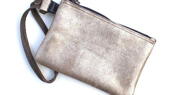 Clutch Bag Gold Ma Oo Clutch Accessories Clutch Bag
