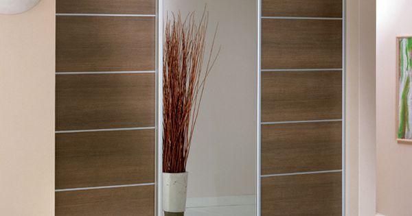 comment d corer des portes coulissantes de placard recherche google porte de garde robe. Black Bedroom Furniture Sets. Home Design Ideas