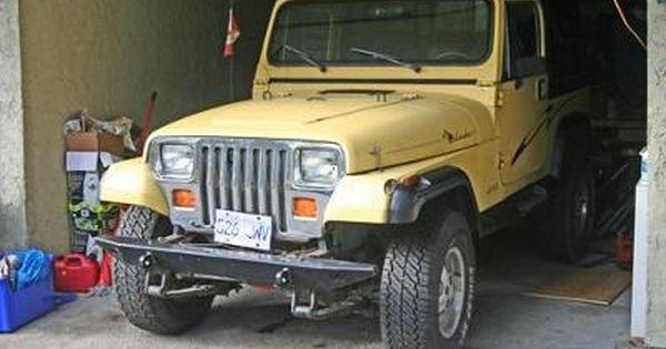 1989 Yj Islander Jeep Yj Jeep Wrangler Yj Jeep Wj