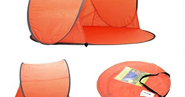 Nisport 174 Outdoor 3 Person Automatic Pop Up Instant Ultra