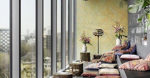mit der h ngematte im dschungel das neue 25hours in. Black Bedroom Furniture Sets. Home Design Ideas