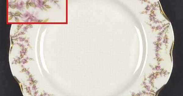 Varenne one of haviland 39 s most popular patterns between Most popular china patterns