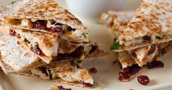 Sweet and Quesadillas on Pinterest