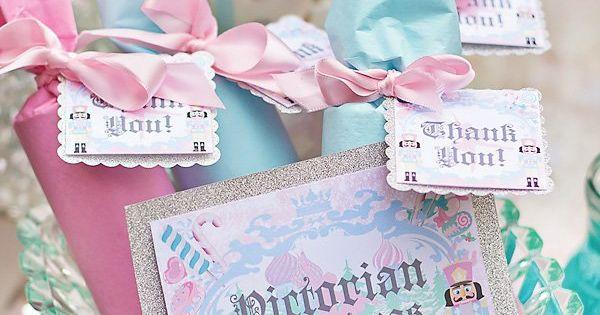 Magical Sugar Plum Fairy Nutcracker Birthday Party | Tutu ...