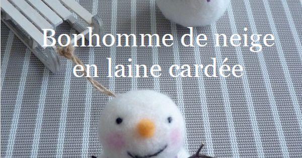Livret bonhomme de neige no l en laine card e pinterest livret bonhomme de neige et bonhomme - Pinterest bonhomme de neige ...