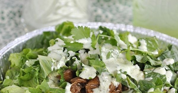 Cafe Rio Sweet Pork Salad Creamy Tomatillo Salad Dressing Recipes