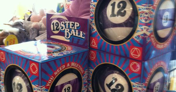 La hacienda treatment center gift shop recovery gifts 12 step ball