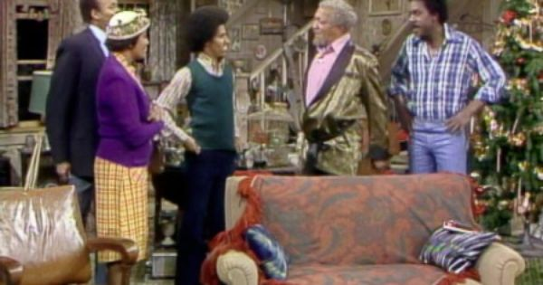 Sanford And Son Travalanche Sanford And Son Sanford And Son Cast Christmas Tv Shows