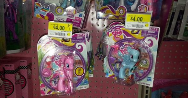 My Little Pony Dolls Just 3 Each At Walmart My Little Pony Dolls My Little Pony Pony