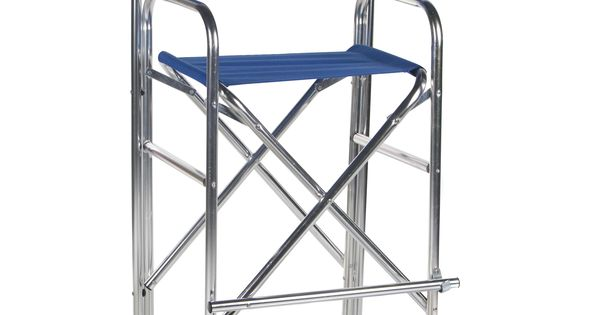 Have To Have It 30 5 Inch Aluminum Frame Bar Height