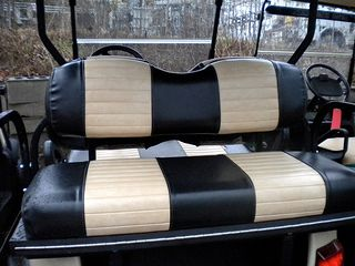 Golf Cart Seats Comfort Covers And Custom Designs Golf Cart Seats Club Car Golf Cart Accessories Golf Carts