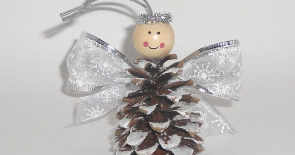 Pine Cone Christmas Ornaments