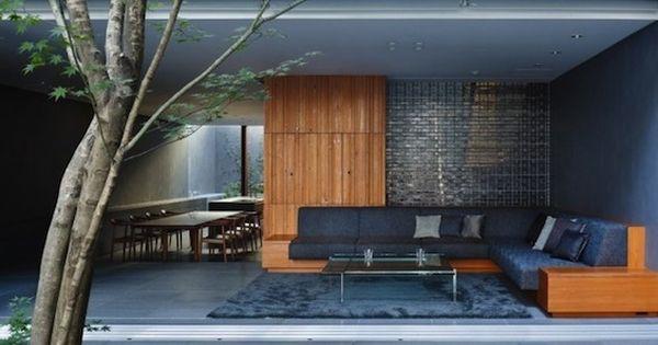 Hiroshi nakamura nap optical glass house projets de - Maison de vallee au japon par hiroshi sambuichi ...