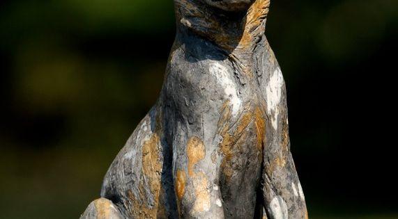 Safarious - Clay animal Sculptures - By Nick Mackman | The ...