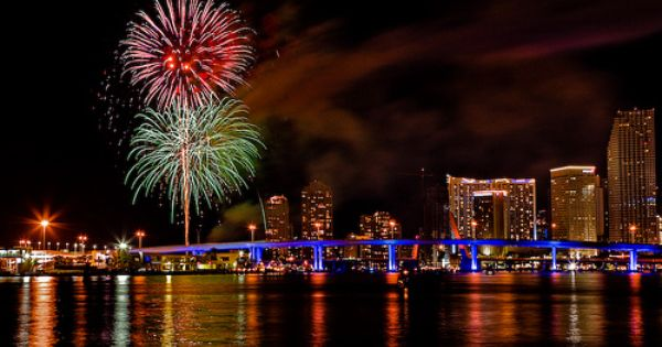 miami weather july 4th