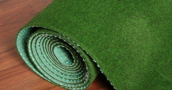 balkon teppich in gr n in verschiedenen gr en bequem und. Black Bedroom Furniture Sets. Home Design Ideas