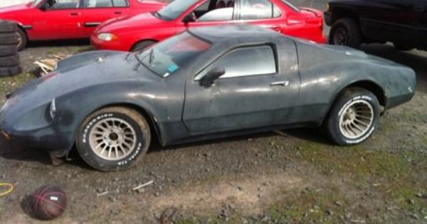 Kelmark Kit Car On Vw Chassis Would Make A Good Electric Car Kit Cars Weird Cars Dream Cars