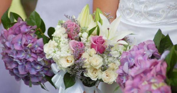 hortensien brautstrau hochzeit strau pinterest wedding and weddings. Black Bedroom Furniture Sets. Home Design Ideas
