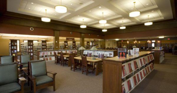 Charlton Public Library Johnson Roberts Associates Charlton Public Library Reading Room