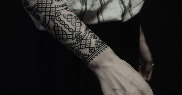sleeve tattoo patterns tattoo design| http://tattoo781.blogspot.com