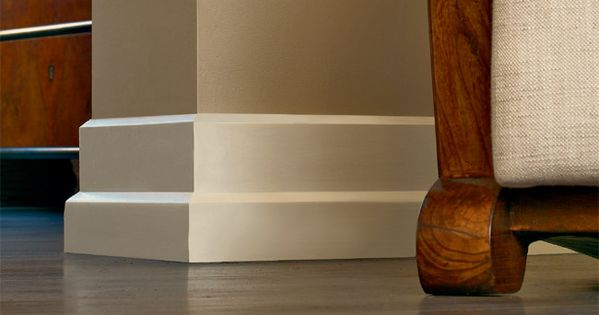 Base molding moulding like this style walls and for Art deco baseboard molding
