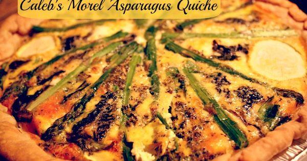 Asparagus quiche, Quiche and Asparagus on Pinterest