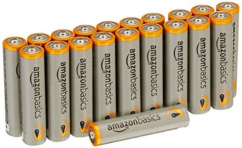Amazonbasics Aaa Performance Alkaline Batteries 20pack Packaging May Vary Continue To The Product At The Im Alkaline Battery Batteries Charger Accessories