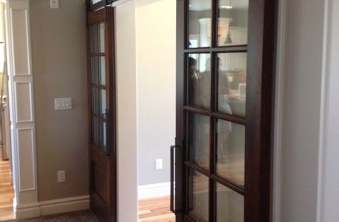 Interior Barn Doors Lowes Google Search Foyer Doors