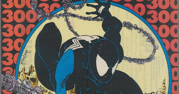 Amazing Spider Man 300 McFarlane Venom Super   eBay