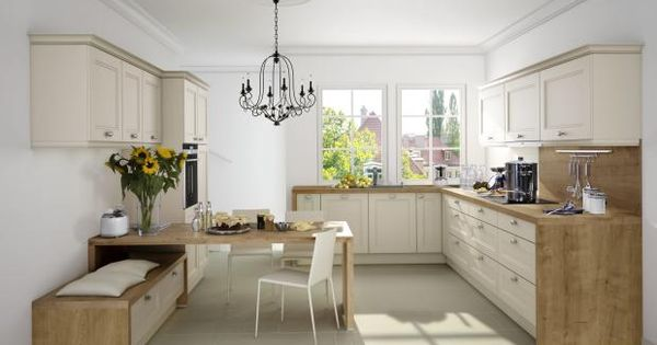 Landhaus extraleicht | Chandeliers, Kitchens and Lights | {Moderne landhausküche ikea 14}