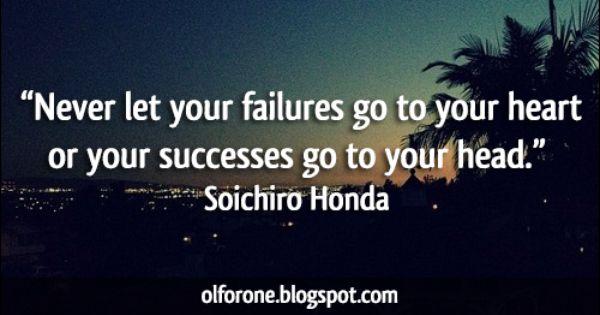 Soichiro Honda Quotes - Google Search
