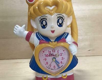 Sailor Moon Alarm Clock Vintage An