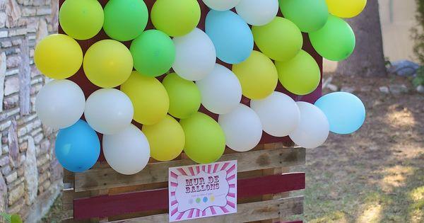 maiden vs caudalie un anniversaire f te foraine les jeux kermess pinterest ballon d. Black Bedroom Furniture Sets. Home Design Ideas