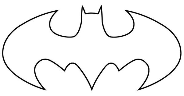 Slobbery image intended for batgirl logo printable