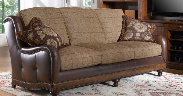 Stickley Tahoe Sofa Stickley Fine Leather Amp Upholstery