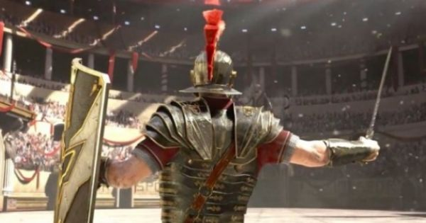 Ryse Son Of Rome Pc Review Rise And Fall Ryse Son Of Rome
