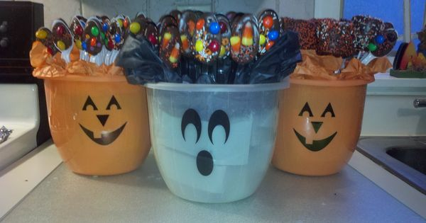 Halloween party, We and Parties on Pinterest