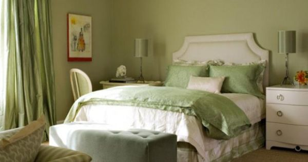 Master Bedroom. Lighter Shade Would Be
