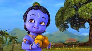 Image Result For Baby Krishna Glittering Wallpaper For Desktop Cartoon Wallpaper Hd Cartoon Wallpaper Baby Krishna