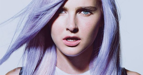 """Ooh, this made me think, """"I want purple hair again."""" Thank you,"""