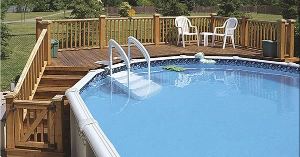 White Pool Deck Chairs: Outstanding Wooden Gate For Pool Deck With White Resin