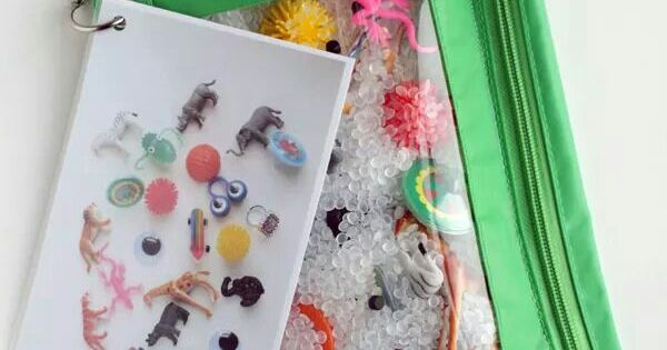 I spy bag kids crafts pinterest bag for Spy crafts for kids