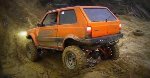 Fiat panda 4x4 off road panda pinterest fiat for Panda 4x4 sisley off road